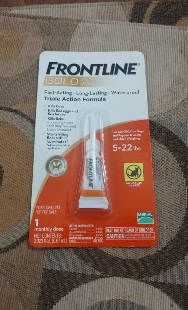 frontline packet