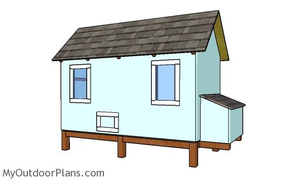 MyOutdoorPlans.com chicken coop