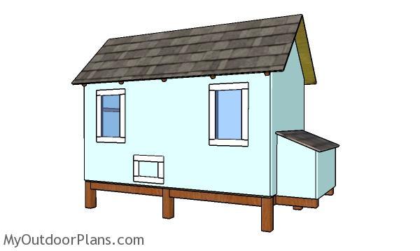 MyOutdoorPlans.com chicken coop