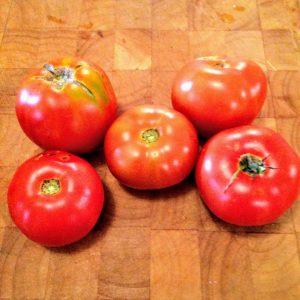 5 beefsteak tomatoes